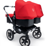 bugaboo donkey carro gemelar